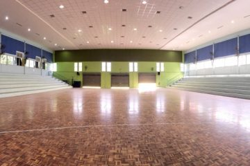 Foon Yew 2 Hall Fabric Acoustic Treatment