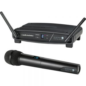 Review: Audio-Technica System 10 Digital Wireless Microphone System
